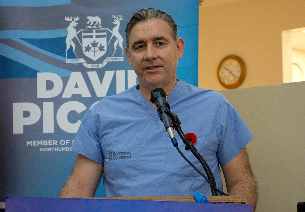 Dr. Andrew Stratford