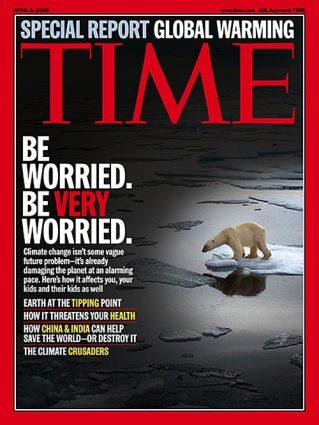 Time Magazine - Global warming