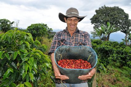 Ten Thousand Villages Coffee Farmer