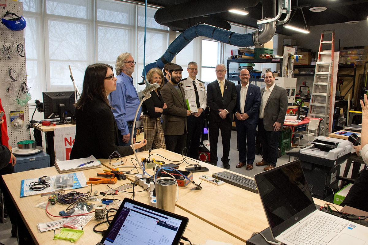 Venture 13 - Makers Lab