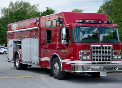 Cobourg Fire Dept