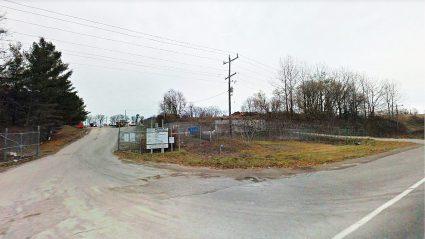 Bewdley Dump Nov 2016