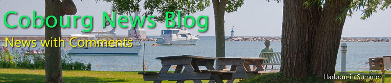Cobourg News Blog