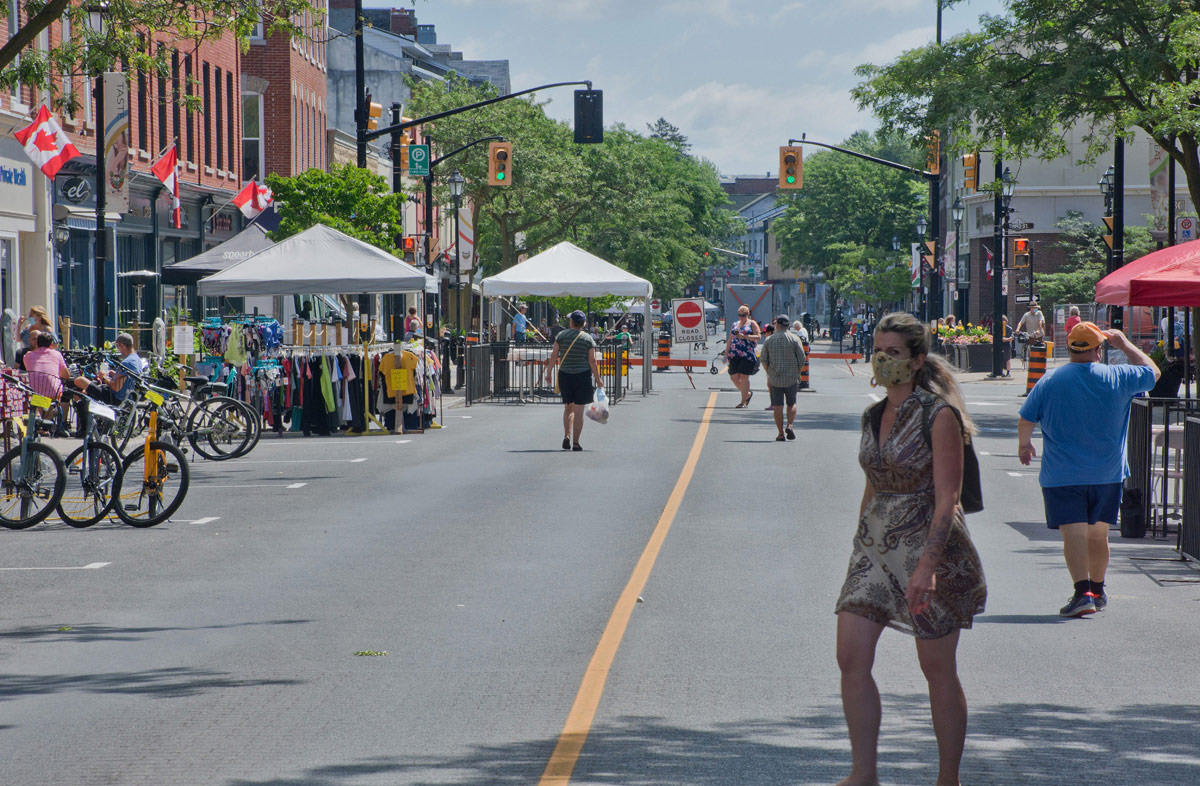 Welcome Back to Downtown Cobourg - Other Vendors