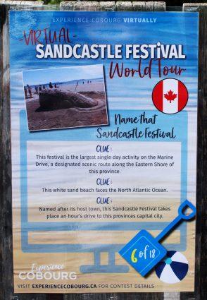 Virtual Sandcastle Competition