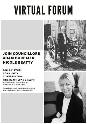 Councillor Virtual Forum