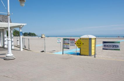 Cobourg Beach - 1 June 2021