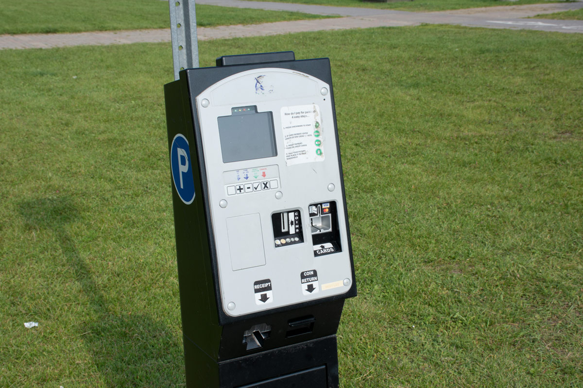 Pay and Display - Now operating on Esplanade West