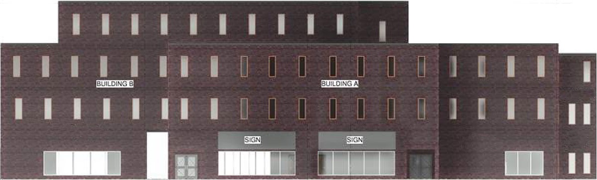 Proposed Building